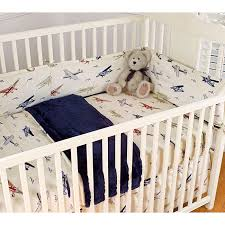 airplane crib sheets