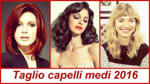 Taglio Capelli Medi 2016 Youtube