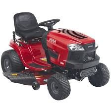 craftsman gas powered lawn tractor 42