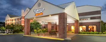 fairfield inn suites charlottesville north near uva cho airport monticello