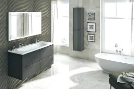 bathroom laminate double washbasin cabinet wall hung contemporary pros and cons countertops home depot bath
