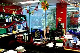 christmas office theme. Christmas Office Theme Decoration Ideas Beacont