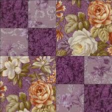 Best 25+ Quilting fabric ideas on Pinterest   Quilting, Quilt ... & Rose Purple Eggplant Orange Floral Pre-cut Quilt Fabric Adamdwight.com