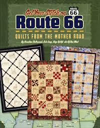 Get your Stitch on Route 66 from ConnectingThreads.com Quilting by ... & Get your Stitch on Route 66 Adamdwight.com