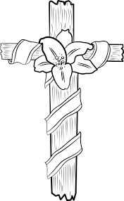 Free Printable Cross Coloring Pages For