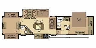 >2012 open range rv fifth wheel series m 427bhs specs and standard  floor plan
