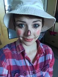 3 easy halloween makeup tutorials part 1 scarecrow