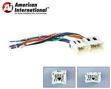 american international car audio and video wire harness ebay American International Wiring Harness car stereo cd player wiring harness adapter cable aftermarket radio install plug american international gwh404 radio wiring harness