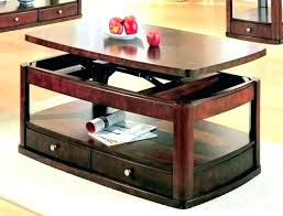 Coffee table that raises to dining height Hydraulic Lift Raise Table Height Coffee Tables That Raise Coffee Table That Raises To Dining Height Coffee Table Carlosmenainfo Raise Table Height Carlosmenainfo
