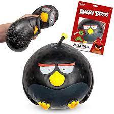 Tobar Angry Birds Bomb Stress Ball Anti-Stress Ball: Amazon.de: Toys & Games