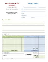 Sample Legal Invoice Free Business Template For Taking Minutes 5