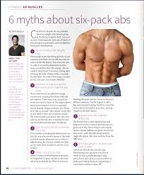 6 Myths About 6 Pack Abs - Nick Bolton Fitness