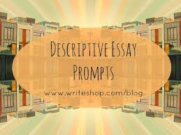 Descriptive Writing for Middle School Students by Gina Aaij on Prezi