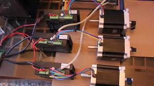 longs 3 axis cnc kit part 1 wiring