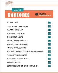 Advertising Plan Pdf 9 Food Truck Business Plan Examples Pdf Examples