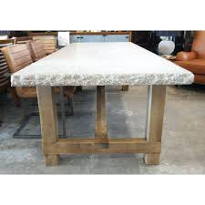 Image Concrete Dining Table Base For Granite Top With Regard To Granite Top Dining Table Plans Granite Top Fbchebercom Top Granite Top Dining Table Using Round Granite Top Dining Table In