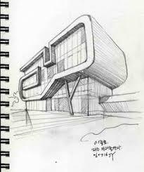 modern architecture sketch.  Sketch Architecture SketchbookArchitecture  IllustrationsPerspective DrawingYear  On Modern Sketch Y
