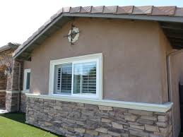 Stucco Trim Designs Isolate The Replacement Foam Window Trim Home Modern Decors