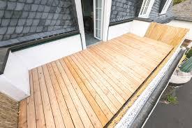 Die erste schicht im aufbau der fußbodenheizung ist eine dämmung. Balkonboden Renovieren Bodenbelage Im Uberblick Obi