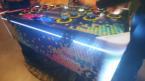 Catch The Light Arcade Game Catch The Light Rental Digital Wac A Mole Style Game