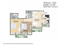 150 Sq Ft Floor Plan Tata Destination 150 Noida