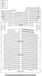 Whitehall Theatre Dundee Seating Plan View The Seating