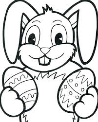 Coloring Pages Easter Bunny Eggs Bunnies Coloring Pages Bunnies