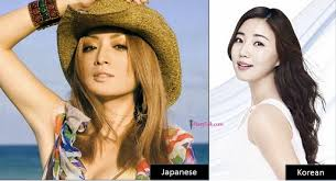 anese vs korean plastic surgery beauty