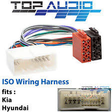 car audio video wire harnesses for kia and sportage fit kia sportage km iso wiring harness adaptor cable connector lead loom plug