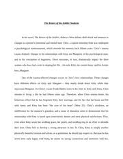 the movie sake essay critical response the sake the 7 pages return of the ier analysis paper