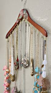 Marvelous How To Hang Necklaces 56 For Your House Decorating Ideas with How  To Hang Necklaces