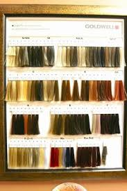 Goldwell Color Chart 2018 20 Best Goldwell Color Images Color Goldwell Color Chart