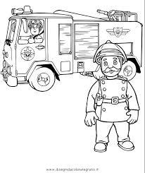 Disegno Sampompiere21 Categoria Cartoni Da Colorare