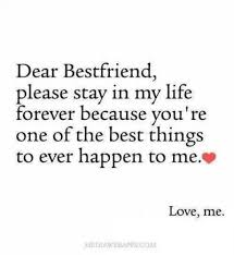 Dear Best Friend Tumblr