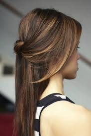 Half Ponytail Hairstyles 21 Gorgeous Half Up Half Down Hairstyles Babble
