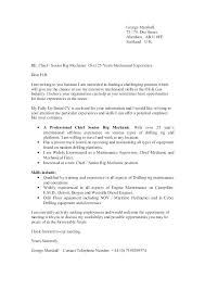 Introduction Cover Letter Engineer Resume Format Download Operations ...