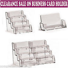 Business Cards Display Stands Business Cards eBay 94