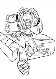 Toy Story Coloring Page Woody And Buzz