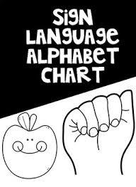 Sign Language Abc Chart