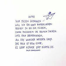 Zitate Julia Engelmann Basteln