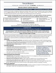 Customer Service Experience Examples For Resume Resume Example Call Center 60