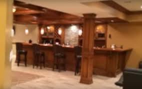 Home Basement Bars Home Basement Bar Design Plans Carolicious House Plans