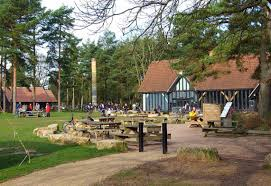 high lodge for a family day out