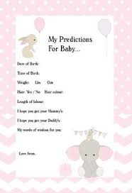 Budget Baby Shower Decorations  Creative Themes Decorations Menu Affordable Baby Shower Games