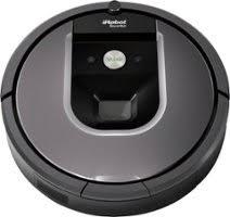 Image 2018 Irobot Roomba 960 Appcontrolled Selfcharging Robot Vacuum Gray Frontzoom Best Buy Robot Vacuums And Mops Best Buy
