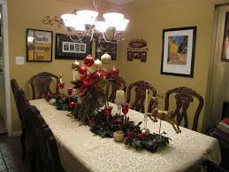 ... Decorating A Dining Room Table For Christmas,decorating a dining room  table for christmas, ...