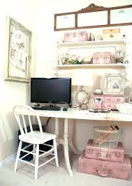shabby chic office decor. Chic Office Decor Shabby Pictures Of Home White . O