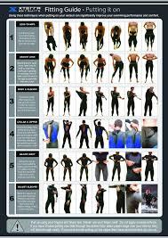 Xterra Size Guide