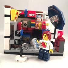 Lego Blogger Studio