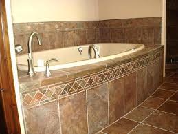 drop in bathtub ideas drop in tub ideas mesmerizing drop in tub decorating ideas tile around